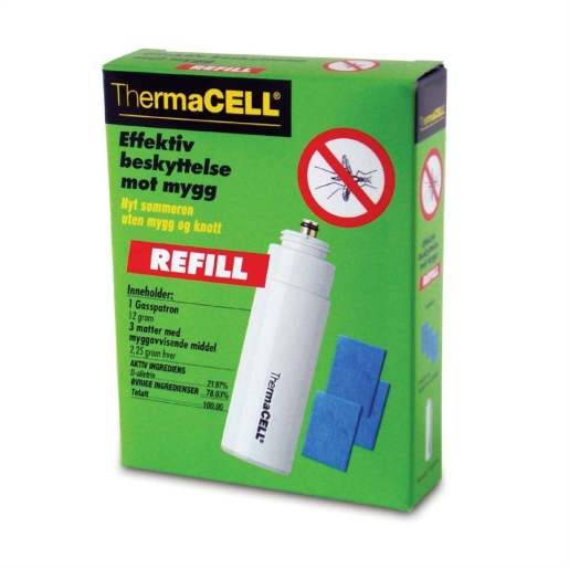 ThermaCELL Myggjager R 1 Refill oneSize