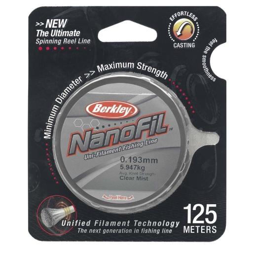 Nanofil 125m clear mist