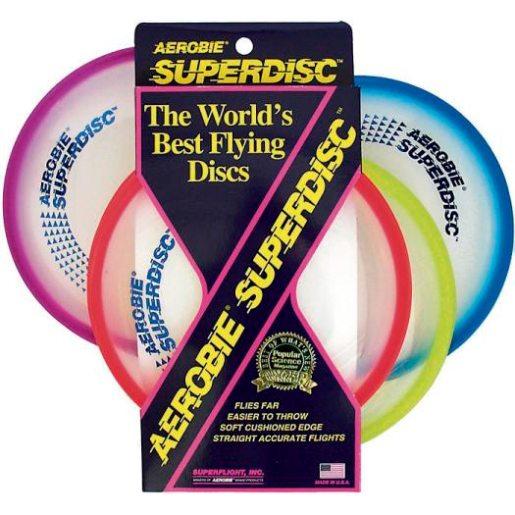 Aerobie Superdisc frisbee oneSize