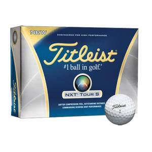 NXT TOUR S, golfball