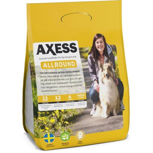 Hundfoder Allround 14 kg Axess