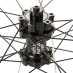 MTB 27,5 Overkill (Black flag) hjulsett 9mm Black