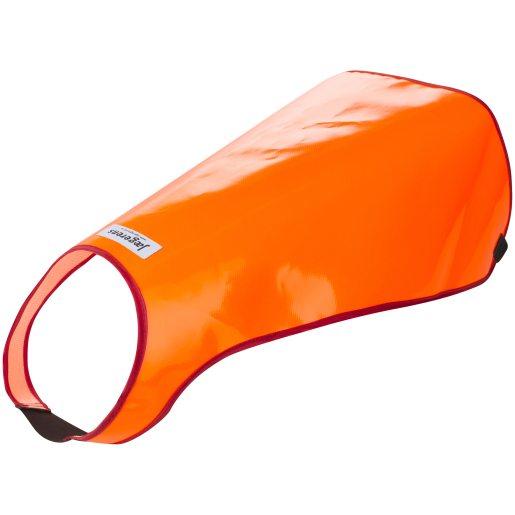Jægerens Duo orange/gul ryggtäcke