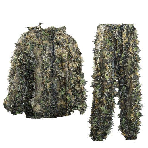 Sneaky 3D kamouflageset anorak och byxa