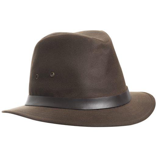 Bush Hat brun