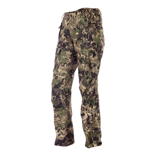 Saiga Camo housut Ground Forest Green
