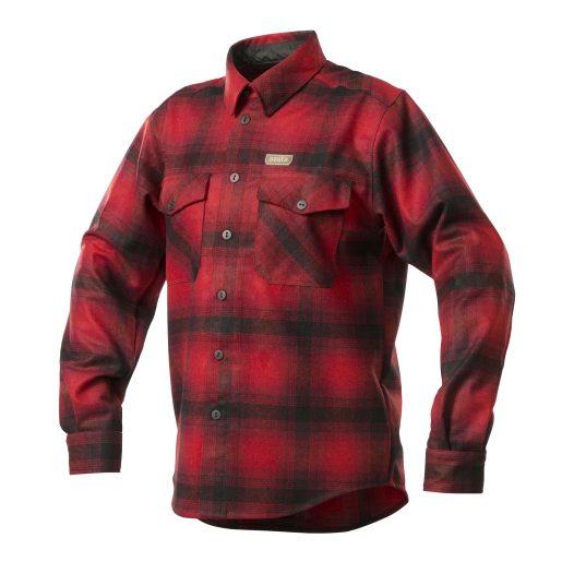 Alaska Shirt ullskjorta