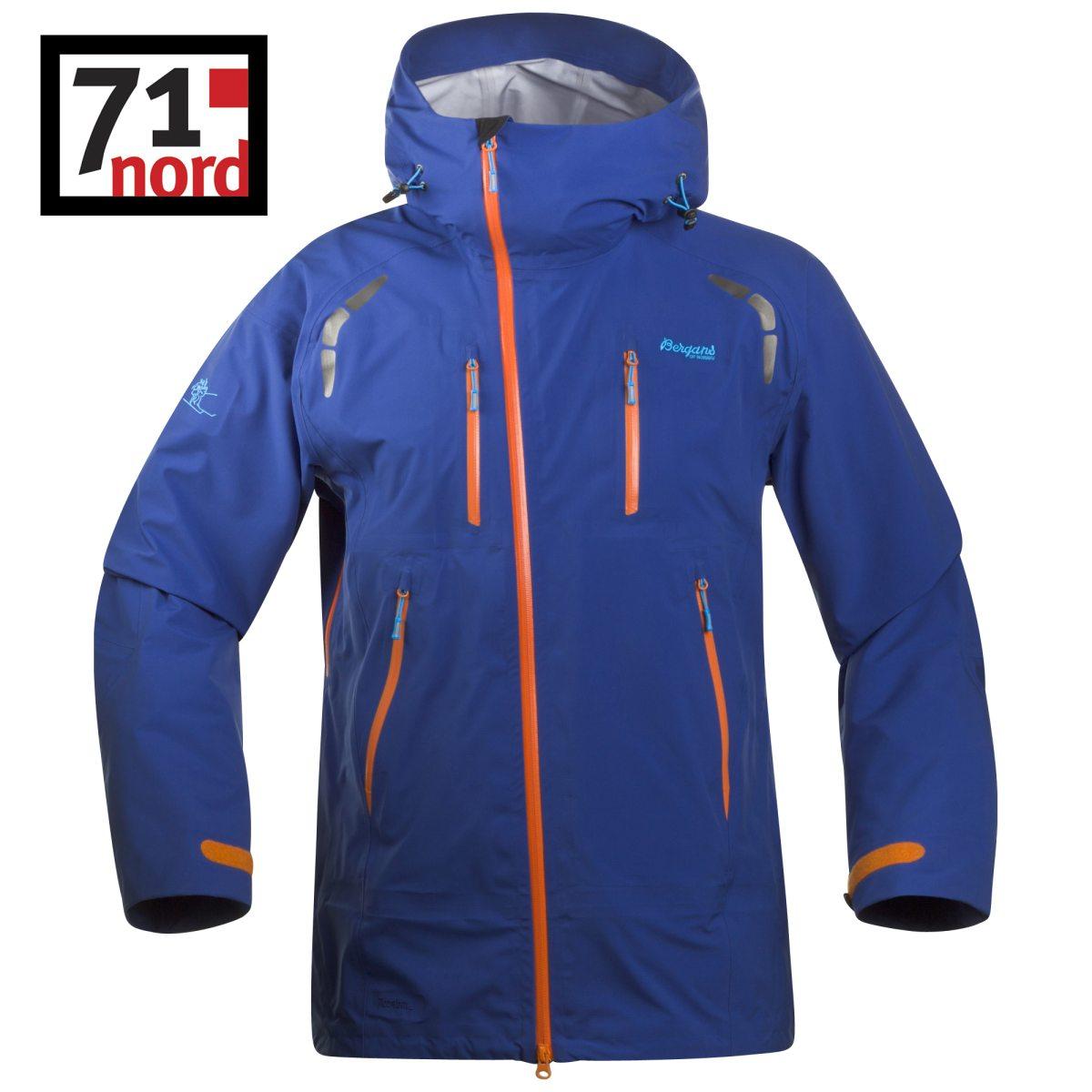 3042acc8 bergans of norway ervik youth girl jacket blå no available via ...