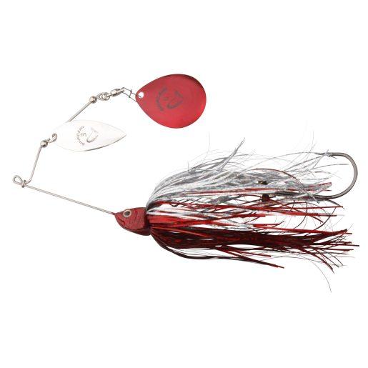 SG Da'Bush Spinnerbait 42g #4 Red Silver Flas Red Silver Flash