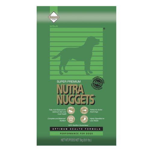Nutra Nuggets Performance 15 kg hundfoder