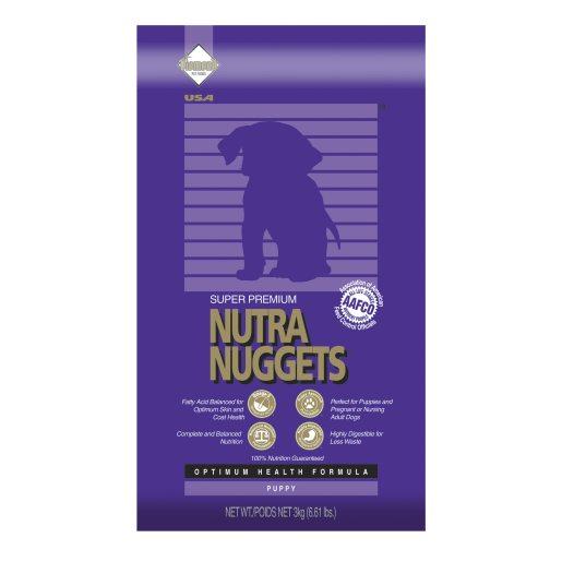 Nutra Nuggets Puppy 15 kg valpfoder