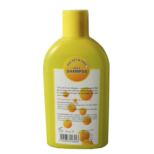 Apple Shampoo 200 ml djurschampo
