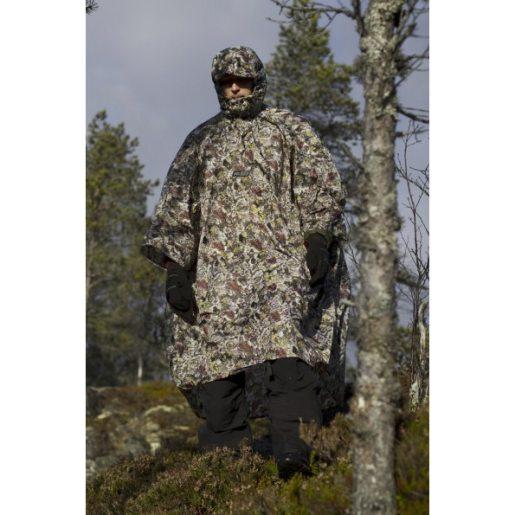 Poncho Camouflage Fjäll
