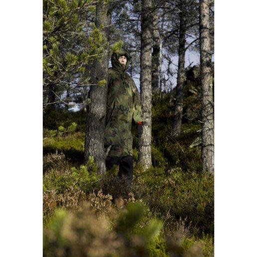 Poncho Camouflage Skog