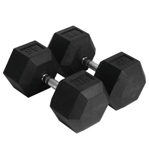 Abilica Hex Dumbbell 45 kg, manualer 45kg