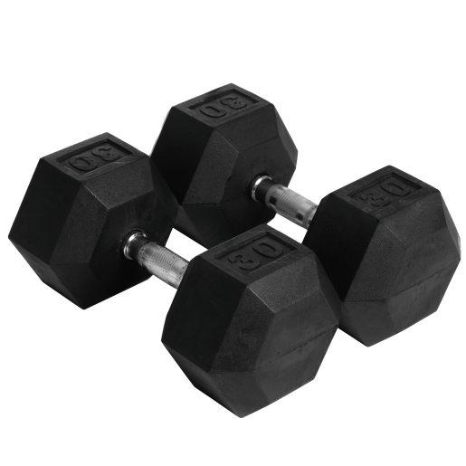 Abilica Hex Dumbbell 30 kg, manualer 30kg