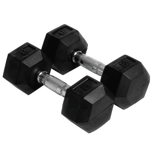 Abilica Hex Dumbbell 8 kg, manualer 8kg