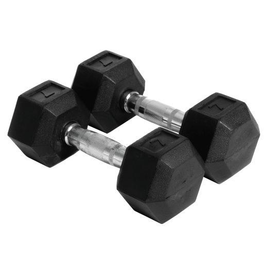 Abilica Hex Dumbbell 7 kg, manualer 7kg