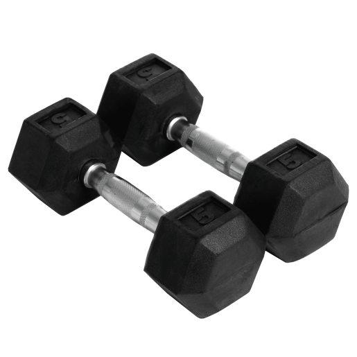 Abilica Hex Dumbbell 5 kg, manualer 5kg