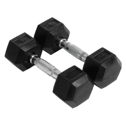 Abilica Hex Dumbbell 4 kg, manualer 4kg