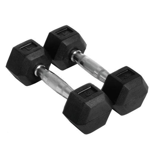 Abilica Hex Dumbbell 3 kg, manualer 3kg