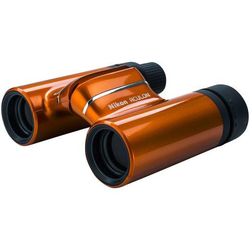 ACULON T01 8X21 Blå (blister) Orange