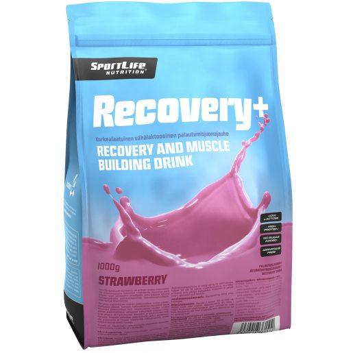Recovery+, återhämtningsdryck