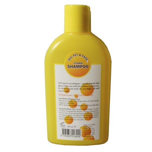 Vitaminschampo 200 ml