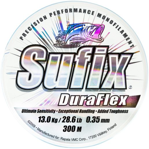 Sufix Duraflex 300m 035mm/130kg blue
