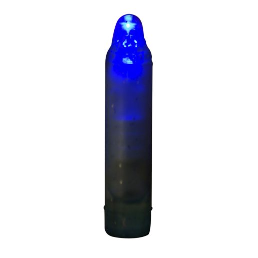 LED blinkande lockbete small Blue