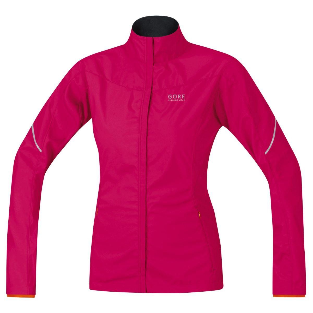 be5e5daf gore running wear essential windstopper partial løpejakke dame  treningsjakker no