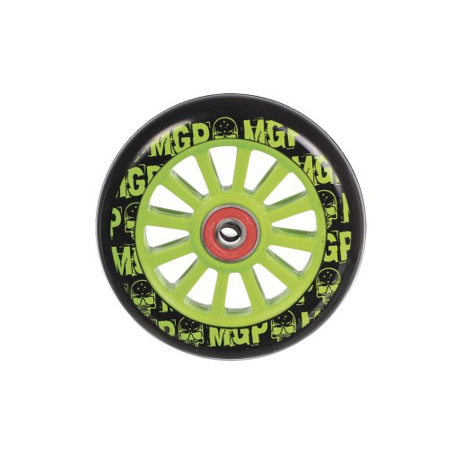 MGP Wheel Pro green 100 mm, hjul til løbehjul