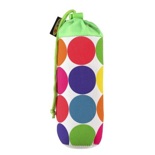 Micro Bottle Holder Neon Dots, drikkeflaskeholder til løbehjul