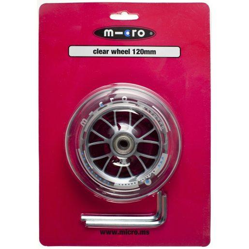 Micro wheel 120 mm (Sprite front), hjul til løbehjul