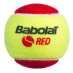 Red Felt x 3, tennisball