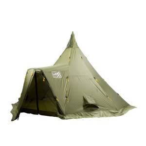 Nordmarka 8-10 Camp ytterduk+stang, lavvo