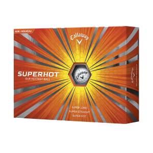 Superhot 12, golfballer