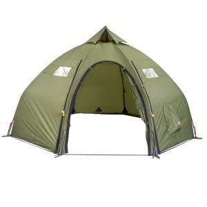 Varanger Dome 4-6 ytterduk+stang, telt