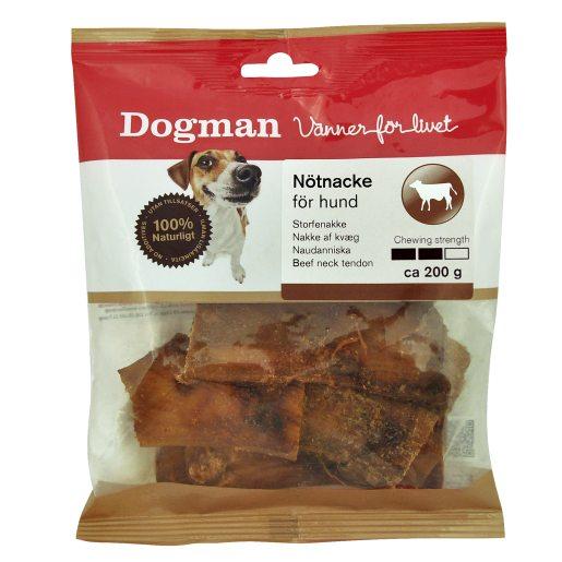 Dog chew cow 200 g nötnacke