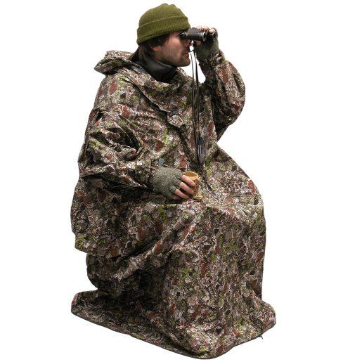 Fjellduk Trek XT kamouflage fjäll