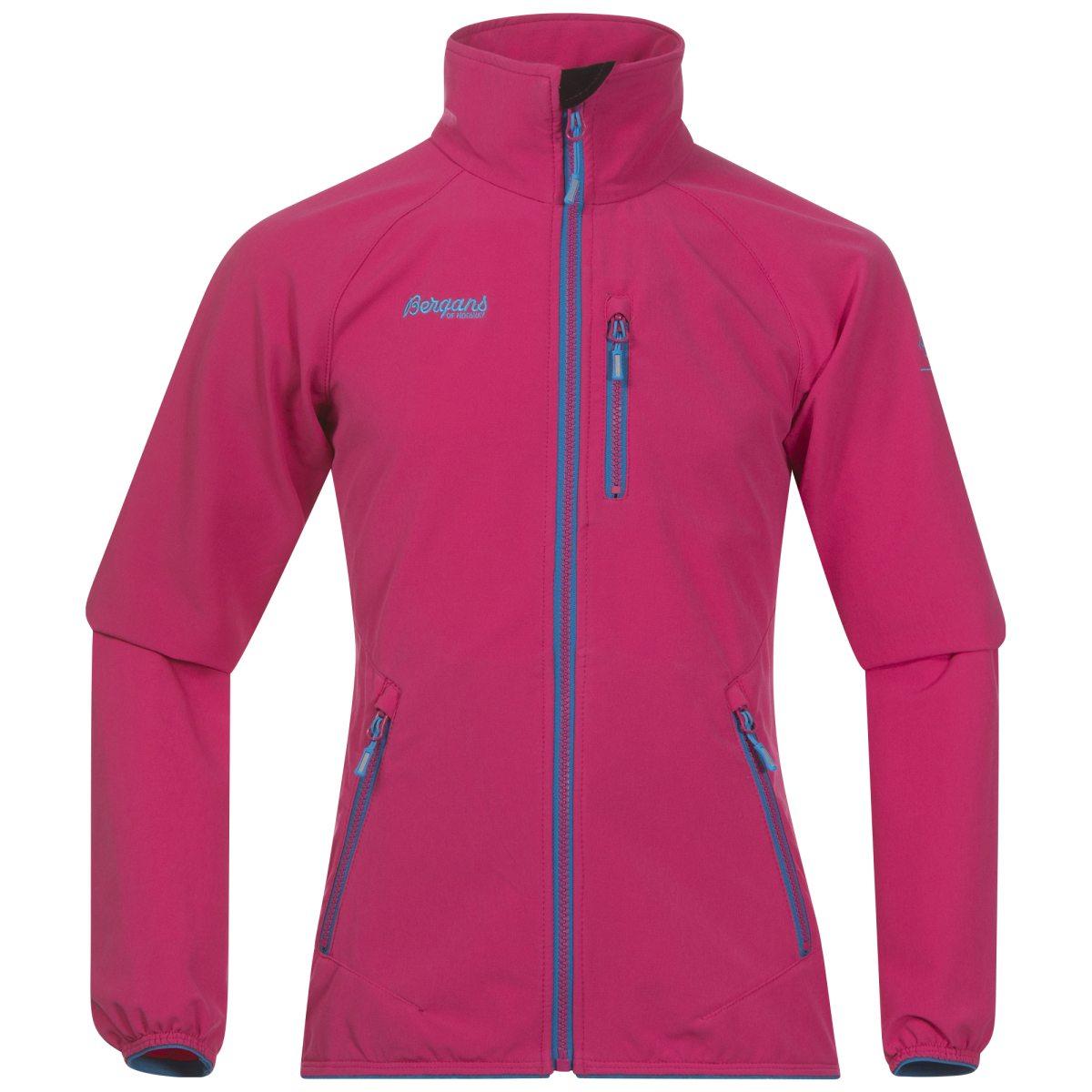 ac094b58 rosa bergans kjerag jacket softshelljakke junior softshelljakker no