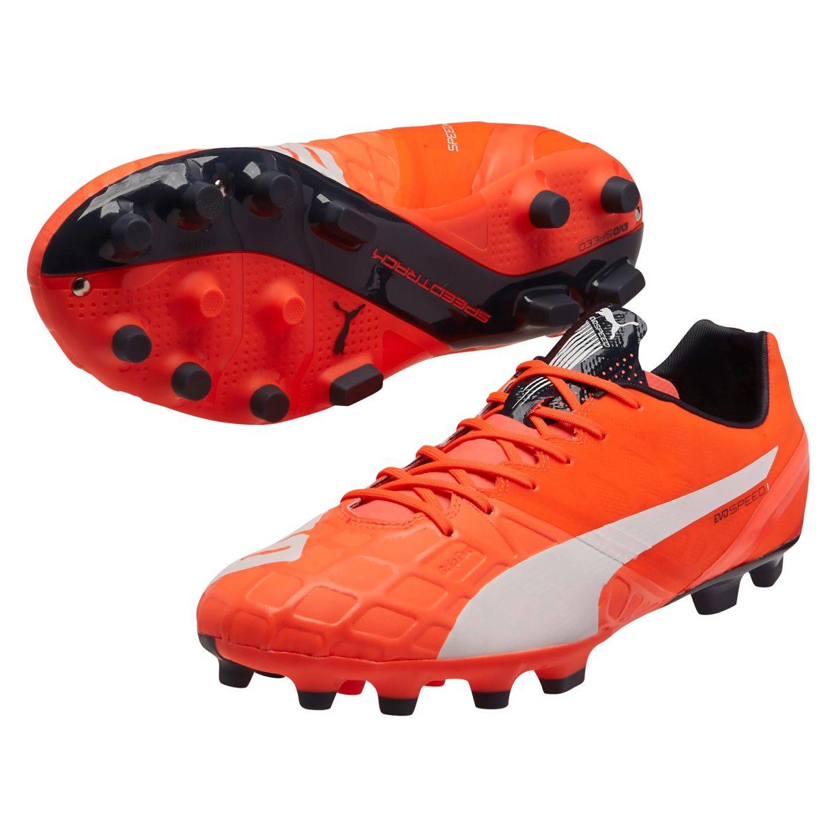 on sale fd4de bf23b puma evospeed 1.4 ag fotbollssko senior fotbollsskor
