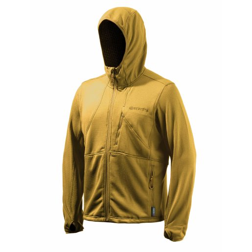 Performance Hoody Fleece Jacket huvjacka