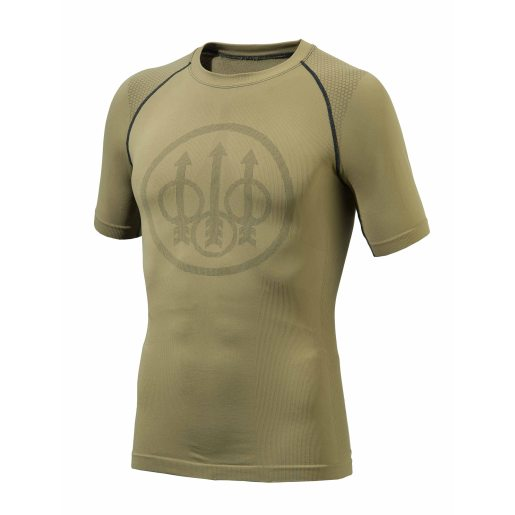Body Mapping Warm short sleeve T-shirt t-shirt