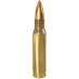 Lapua Mega 308 Win 12 gram, rifleammunisjon blyspiss