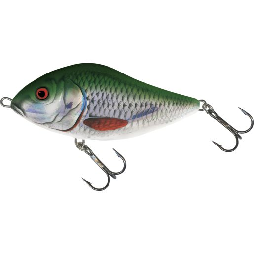 Slider 12cm 60g Floating SD12F Holo Green Roach