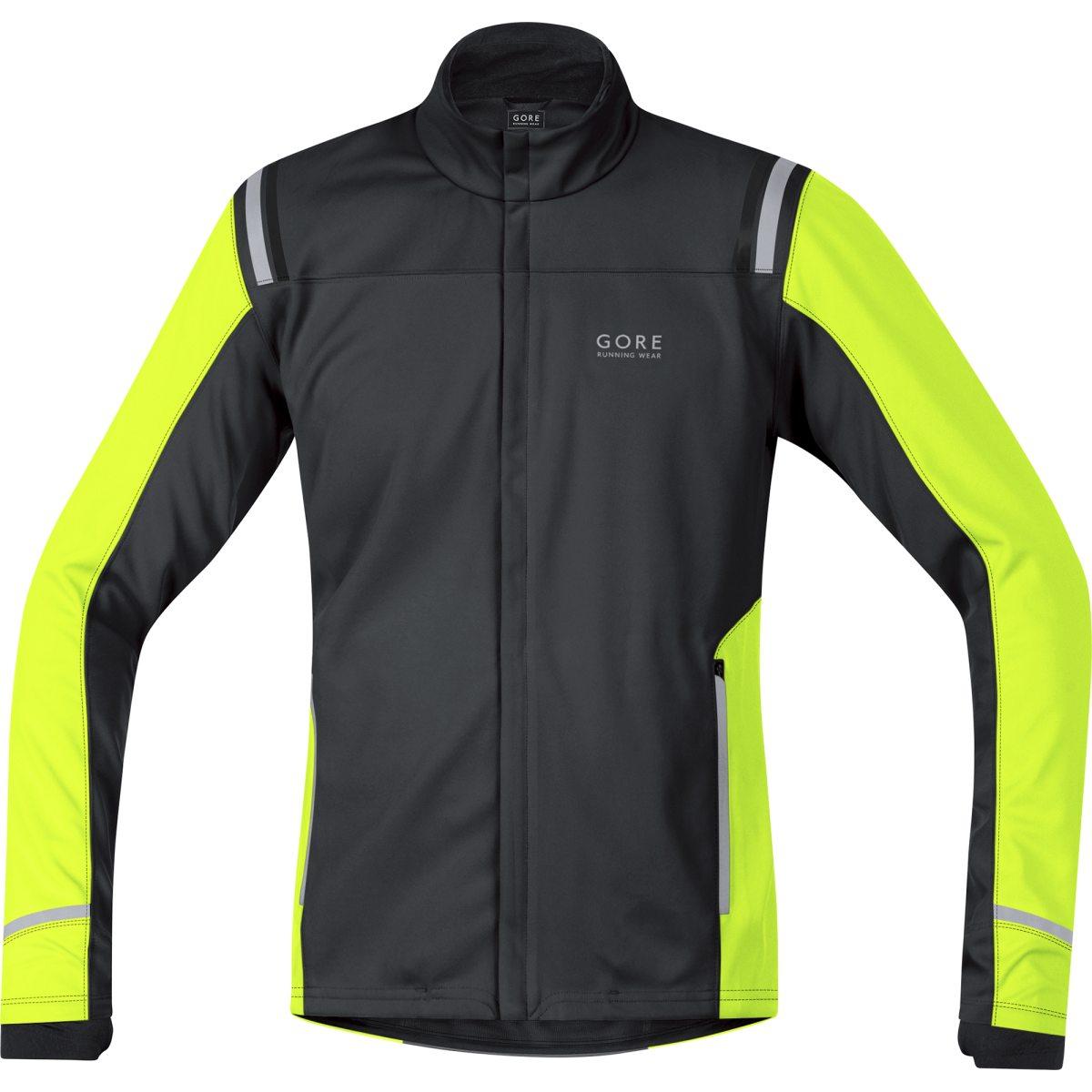 b171c8dd gore running wear mythos windstopper® so jacket løpejakke herre  treningsjakker no
