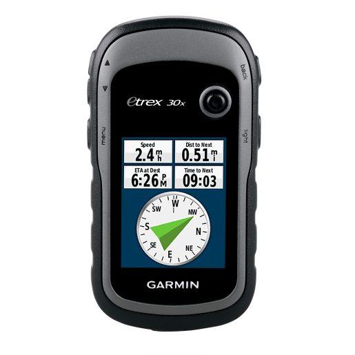 eTrex 30x Västeuropa GPS med kartor