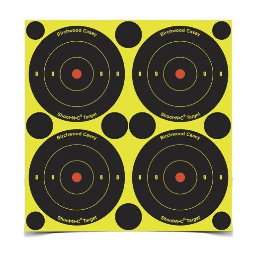 Shoot•N•C® 3 Bull's-eye Target
