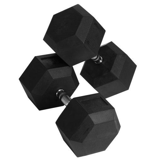 Abilica Hex Dumbbell 50 kg, manualer 50kg